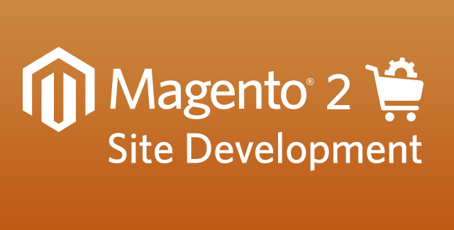 Magento 2 site development